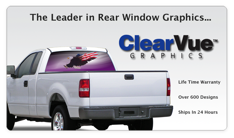 Florida Custom Tinting Is Your Source For Clearvue Rear