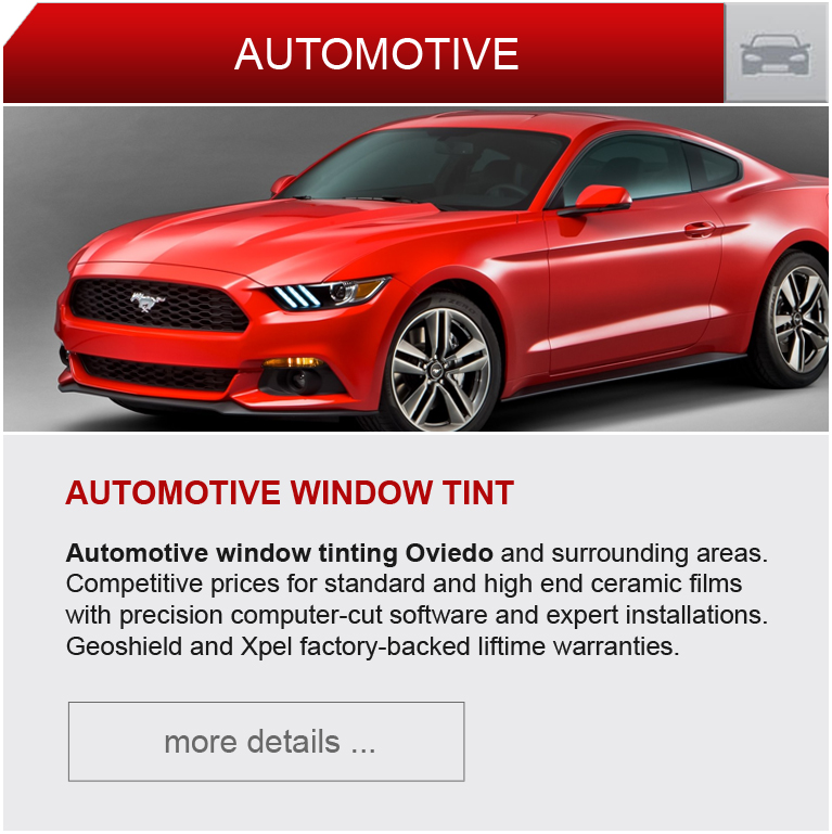 Automotive Tinting