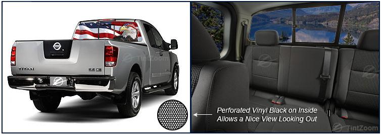 Graphics For Fishing Truck Sliding Rear Windows Graphics Www - Graphics for car windowsgraphics for see through car window graphics wwwgraphicsbuzzcom